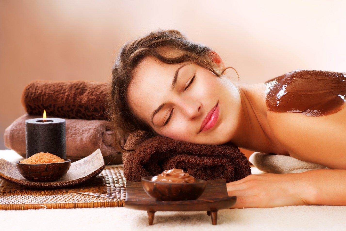 Обертывание «Шоколадное»