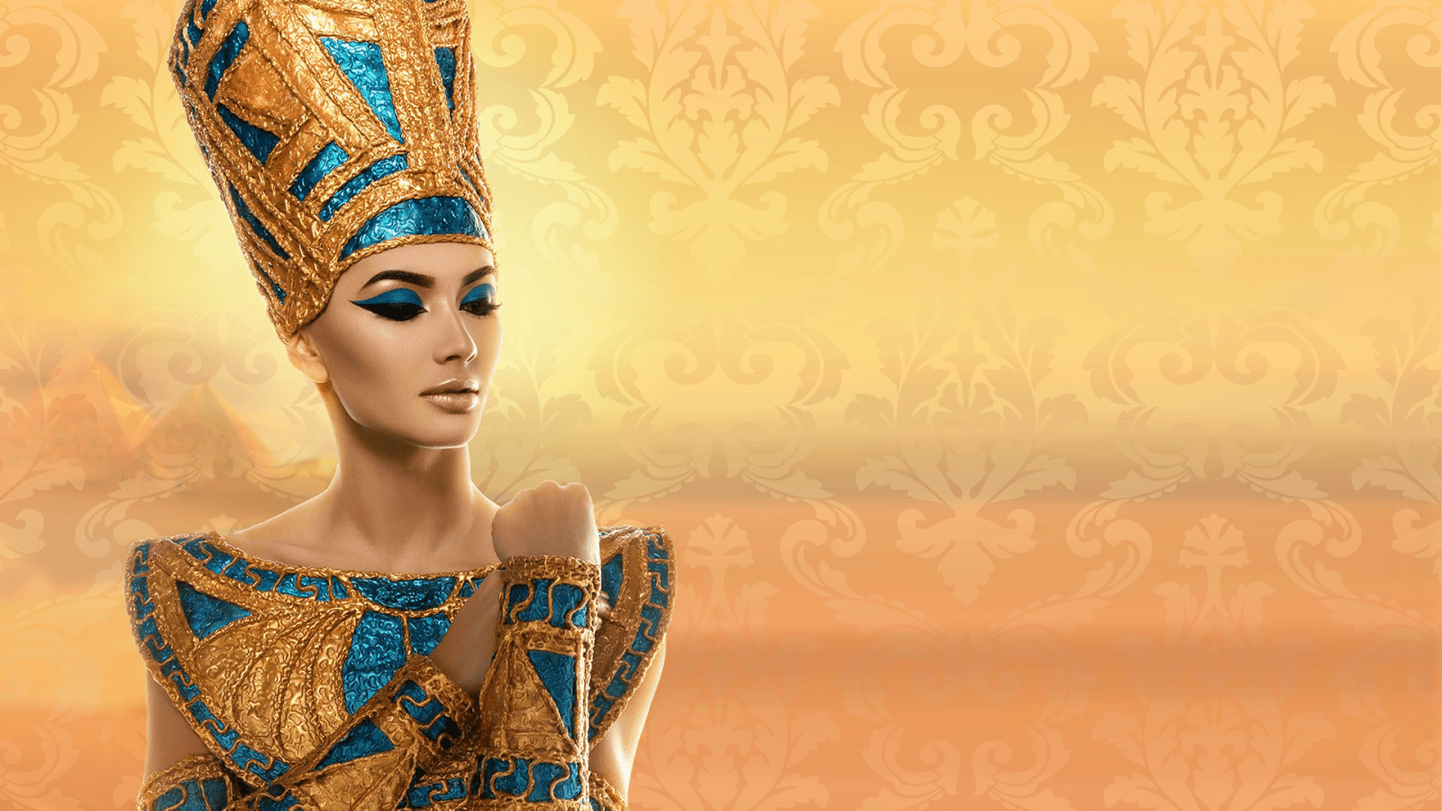 Массаж «Нефертити»
